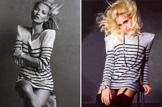 Фото платья знаменитостей на новый