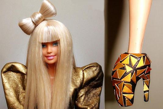 Кукла Lady GaGa