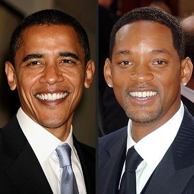 Уилл смит, Барак Обама