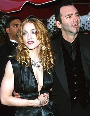Мадонна с братом