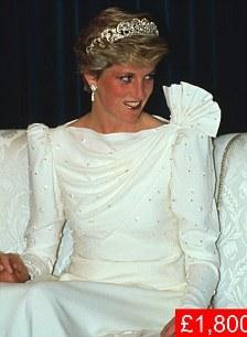 c9d5e9d5e81 Именно они сшили свадебное платье Дианы для церемонии бракосочетания с  принцем Чарльзом. Они же во многом определили стиль первой леди.