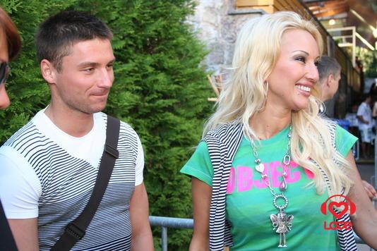 Сергей и Лера
