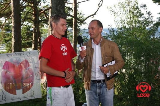 Руслан Полянский и Андрей Разыграев