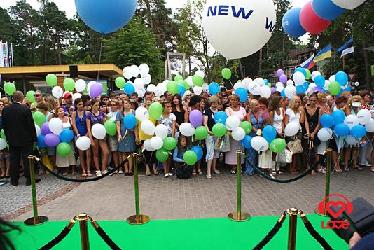 Новая волна-2010. Открытие