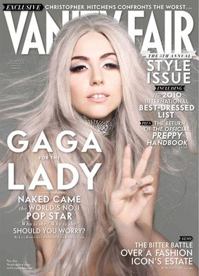 GAGA for the LADY