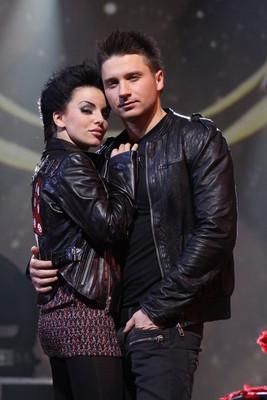 Юлия Волкова и Сергей Лазарев