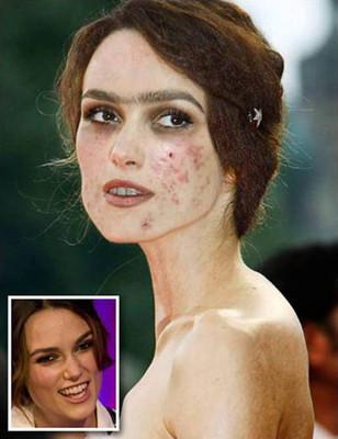 Photoshop против голливудских стандартов красоты ... бритни спирс слушать