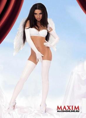 Голая Анджелина Джоли  Фото и видео голой Анджелины Джоли