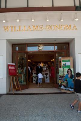 Книжный магазин «Williams-Sonoma»