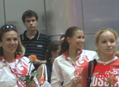Встреча Олимпийцев