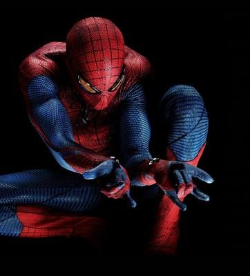 Постер к фильму «Новый Человек-паук»