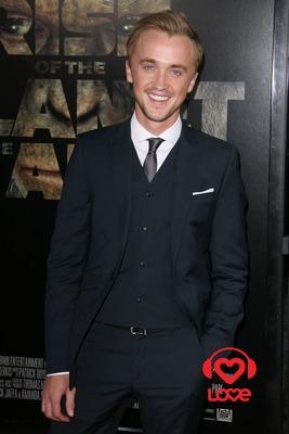 Звезда фильма о Гарри Поттере работает над альбомом c «McFly»