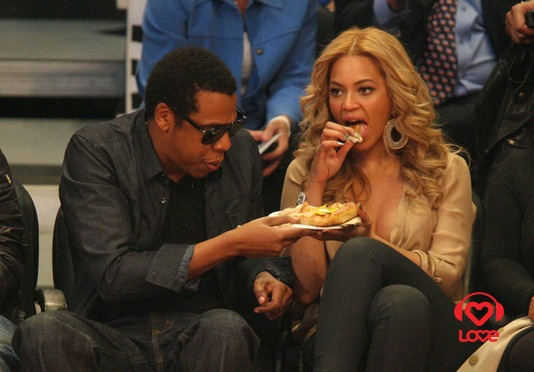 Бейонсе Ноулз (Beyonce Knowles) и Jay-Z