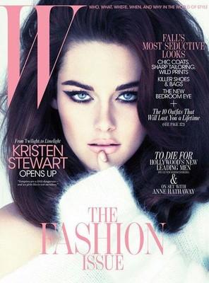 Кристен Стюарт, «W magazine»