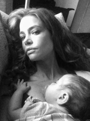 Материнские будни Дениз Ричардс