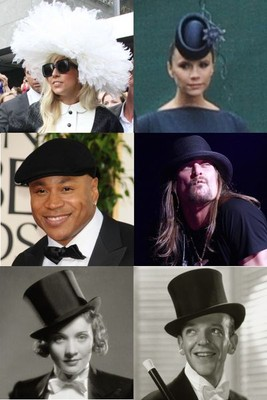 Шляпная ассоциация выбирает человека-шляпу года
