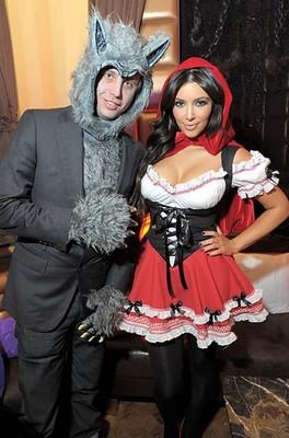 Костюмы к Хэллоуину: Советы от Ким Кардашьян