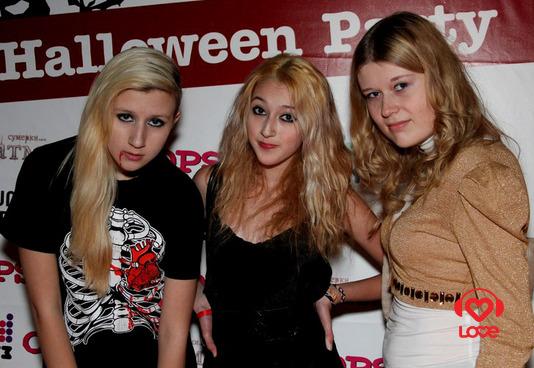OOPS! Halloween Party!