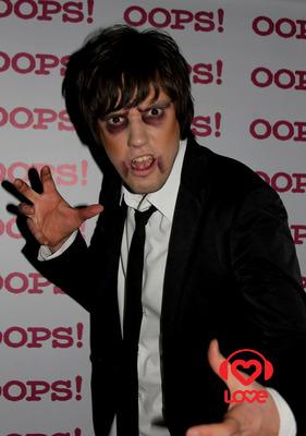 OOPS! Halloween Party! Василий Косинский