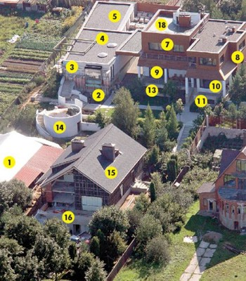 Иван Ургант построил дом на проклятом месте?