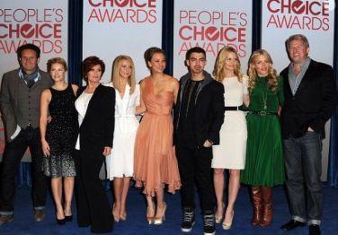 "Названы претенденты на ""People's Choice Awards"""