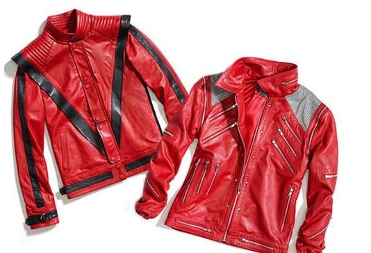 """""""The J5 Collection"""" выпустит копии курток Майкла Джексона"""