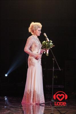Женщина года Glamour 2011. Лена Васильева
