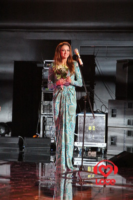 Женщина года Glamour 2011. Евгения Канаева