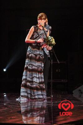 Женщина года Glamour 2011. Виктория Агапова