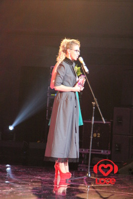 Женщина года Glamour 2011. Ксения Собчак
