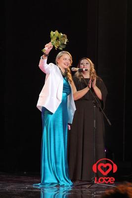 Женщина года Glamour 2011. Екатерина Вилкова