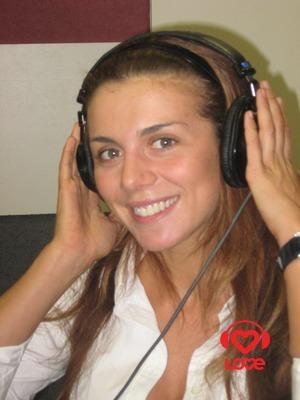 Анна Седокова в эфире Love Radio