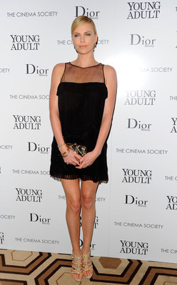Шарлиз Терон в Christian Dior