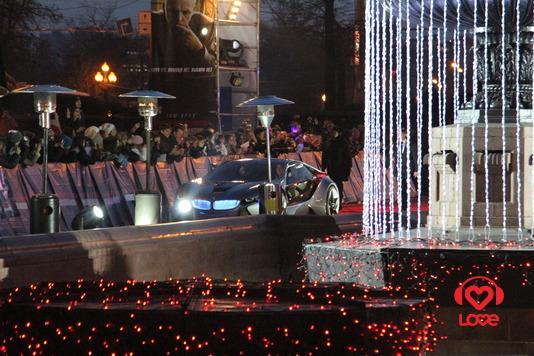 Том Круз представил в Москве  фильм Миссия невыполнима: Протокол Фантом