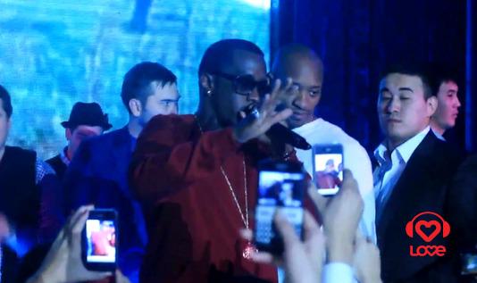 P. Diddy зажёг в Казахстане с T-killah