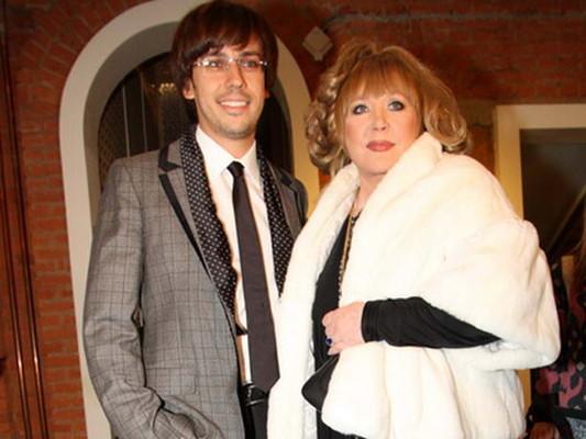 Фото с свадьбы аллы пугачевой