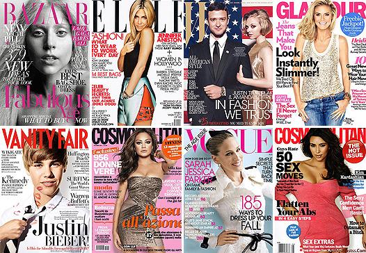 модные прически какие модные узнаем этом интернета телевизора глянцевых журналов