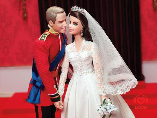 Кейт и Уильям
