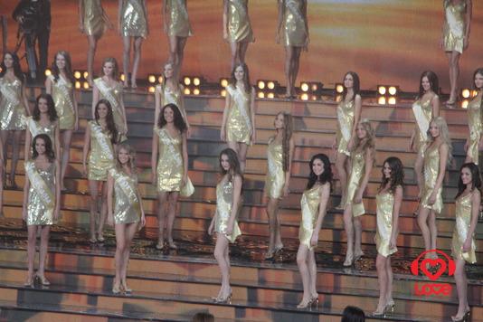 Мисс Россия - 2012