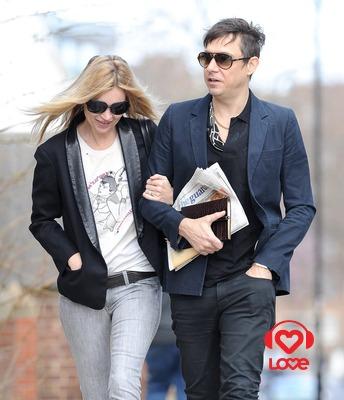 Кейт Мосс с мужем