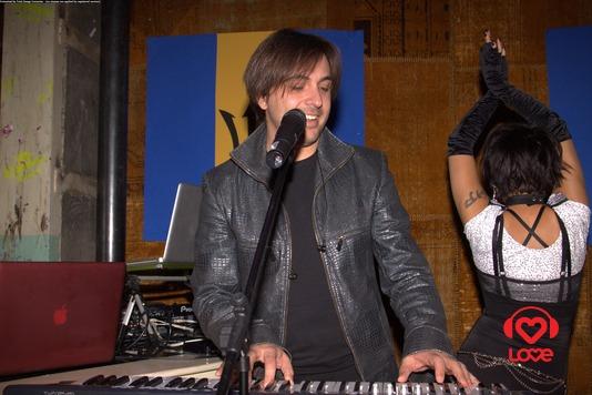 Вечеринка LOVE RADIO в Барбадосе. Винтаж
