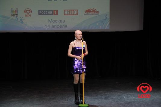 Отборочный тур Новой Волны 2012