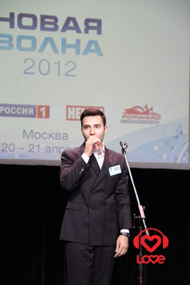 Полуфинал Новой Волны 2012 в России