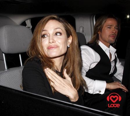 Анджелина Джоли пытается поправиться к свадьбе