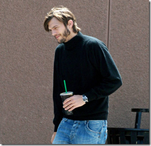 Первые кадры Эштона Катчера в образе Стива Джобса