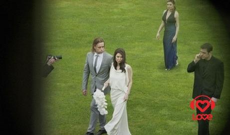 Тайная свадьба Джоли и Пита