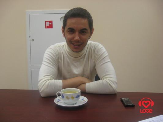 Родригес пьет зеленый чай