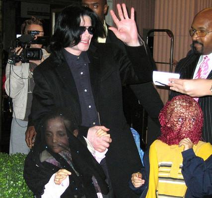 Дети Майкла Джексона