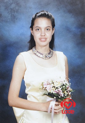 Раритетные фотографии Анджелины Джоли