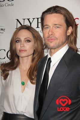 Анджелина Джоли и Брэд Питт организуют вечеринку в честь Олимпиады 2012